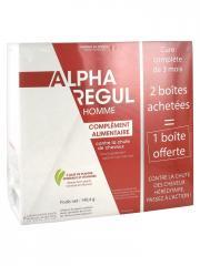 Arlor Natural Scientific Alpharegul Homme Lot de 3 x 60 Capsules - Lot 3 x 60 capsules