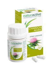 Naturactive Chardon Marie 60 Gélules - Boîte 60 Gélules