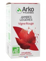 Arkopharma Arkogélules Vigne Rouge Bio 150 Gélules - Pot 150 Gélules