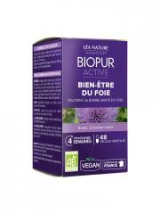 Biopur Active Bien-Être du Foie 48 Gélules Végétales - Boîte 48 gélules