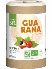 Esprit Bio Guarana à Avaler Minceur 120 Gélules - Boîte 120 Gélules