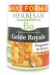 Herbesan Gelée Royale Bio 40 g - Pot 40 g