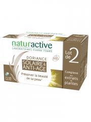 Naturactive Doriance Solaire & Anti-Âge Lot de 2 x 60 Capsules - Lot 2 x 60 capsules