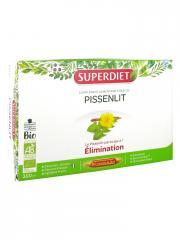 Super Diet Pissenlit Bio 20 Ampoules - Boîte 20 ampoules de 15 ml