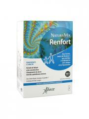 Aboca Natura Mix Advanced Renfort 20 Sachets Orodispersibles Unidoses - Boîte 20 Sachets
