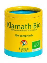 Flamant Vert Klamath Bio 500 mg 120 Comprimés - Boîte 120 comprimés