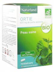 Naturland Ortie Bio 75 Végécaps - Flacon 75 Végécaps