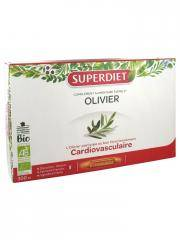 Super Diet Olivier Bio 20 Ampoules - Boîte 20 ampoules de 15 ml