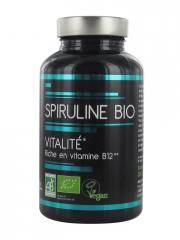 Nutrivie Spiruline Bio Vitalité 200 Comprimés - Pot 200 comprimés