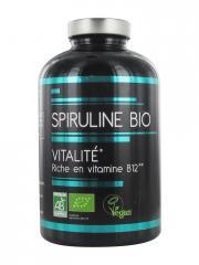 Nutrivie Spiruline Bio Vitalité 500 Comprimés - Pot 500 comprimés