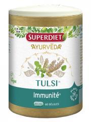 Super Diet Ayurveda Tulsi Immunité 60 Gélules - Pot 60 Gélules