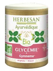 Herbesan Ayurvédique Bio Glycémie Gymnema 60 Gélules - Pot 60 Gélules
