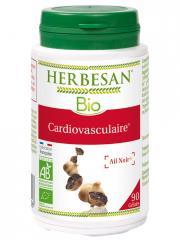 Herbesan Bio Cardiovasculaire 90 Gélules - Pot 90 Gélules