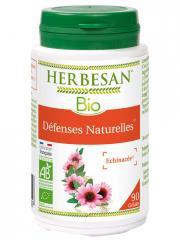 Herbesan Bio Défenses Naturelles 90 Gélules - Pot 90 Gélules