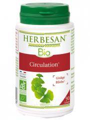 Herbesan Bio Circulation 90 Gélules - Pot 90 Gélules