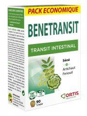Ortis Bénétransit Transit Intestinal 90 Comprimés - Boîte 90 comprimés