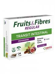 Ortis Fruits & Fibres Regular 24...