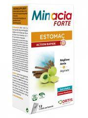 Ortis Minacia Forte Estomac Action Rapide 12 Sticks - Boîte 12 sticks