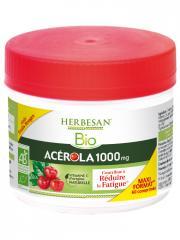 Herbesan Bio Acérola 1000 mg 60 Comprimés - Pot 60 Comprimés