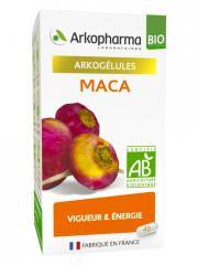 Arkopharma Arkogélules Maca Bio 40 Gélules - Boîte 40 gélules