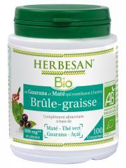 Herbesan Bio Brûle-Graisse 100 Comprimés - Pot 100 Comprimés