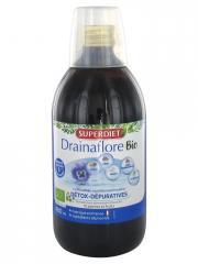 Super Diet Drainaflore Bio 480 ml - Bouteille 480 ml