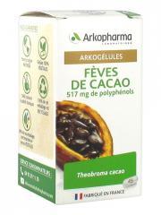 Arkopharma Arkogélules Fèves de Cacao 45 gélules - Boîte 45 gélules