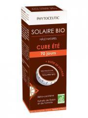 Phytoceutic Solaire Bio 120 Comprimés + 20 Comprimés + Boîte de Voyage - Boîte 140 comprimés + boîte de voyage