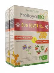 Phytoceutic ProRoyal Bio Duo Hiver Lot de 2 x 20 Ampoules - Boîte 2 x 20 Ampoules de 10 ml