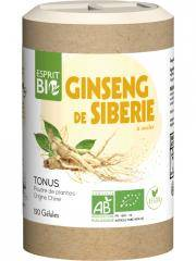 Esprit Bio Ginseng de Sibérie 120 Gélules - Pilulier 120 Gélules