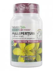 Natures Plus Herbal Actives Millepertuis Libération Prolongée 60 Comprimés - Flacon 60 comprimés
