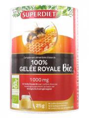 Super Diet Gelée Royale Bio 25 g - Boîte 25 g