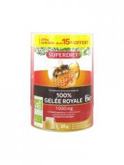 Super Diet Gelée Royale Bio 25 g dont 15% Offert - Boîte 25 g
