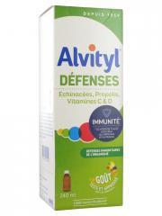 Alvityl Défenses Sirop 240 ml - Bouteille 240 ml