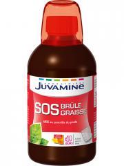 Juvamine SOS Brûle Graisse 500 ml - Bouteille 500 ml