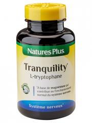 Natures Plus Tranquility L-Tryptophane 60 Comprimés - Flacon 60 comprimés