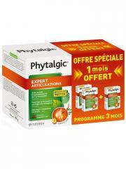 Nutreov Phytalgic Expert Articulations 270 Capsules Offre Spéciale - Coffret 270 Capsules
