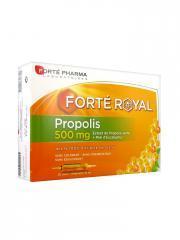 Forté Pharma Forté Royal Propolis 500 mg 20 Ampoules - Boîte 20 Ampoules de 10 ml