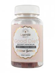 Lashilé Beauty Good Diet Boost Minceur Coupe-Faim 60 Gommes - Pot 60 gommes