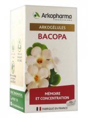 Arkopharma Arkogélules Bacopa 45 Gélules - Boîte plastique 45 gélules