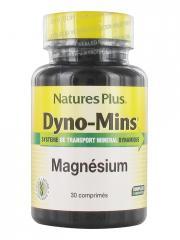Natures Plus Dyno-Mins Magnésium 30 Comprimés - Flacon 30 comprimés
