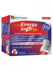 Forté Pharma Energy Shot 5H 6 Shots - Boîte 6 shots de 60 ml