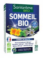 Santarome Bio Sommeil Bio 30 Gélules Végétales - Boîte 30 Gélules
