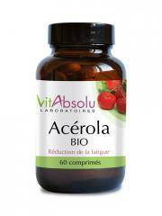VitAbsolu Acérola Bio 60 Comprimés - Pot 60 comprimés