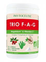 Phytoceutic Trio F-A-G Bio 60 Comprimés - Pot 60 Comprimés