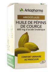 Arkopharma Arkogélules Huile de Pépins de Courge Bio 60 Capsules - Boîte 60 capsules