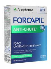 Arkopharma Forcapil Anti-Chute 30 comprimés - Boîte 30 Comprimés