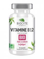 Biocyte Vitamine B12 Bio 30 Comprimés - Pilulier 30 Comprimés