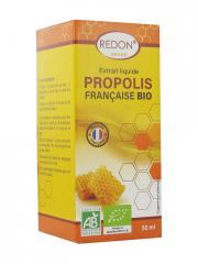 Redon Extrait Liquide Propolis Française Bio 50 ml - Boîte 50 ml