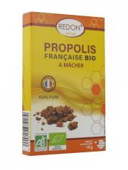 Redon Propolis Française Bio à Mâcher 10 g - Boîte 10 g